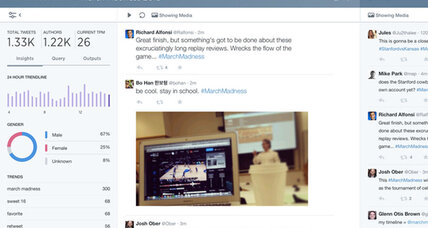 Twitter's Curator aims to identify news as it breaks (+video)
