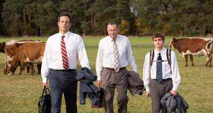 'Unfinished Business': The comedy starring Vince Vaughn is choppy and all-too-familiar