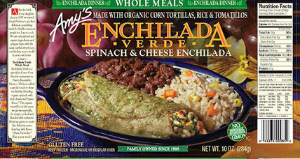Amy's Kitchen and Wegmans recall frozen spinach products for Listeria risk