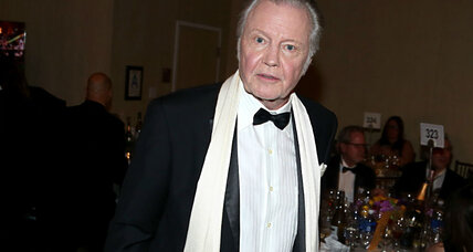 Jon Voight: 'Obama does not love Israel.' What prompted his comment? (+video)