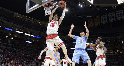 NCAA 'Sweet 16': Kentucky, Wisconsin, Notre Dame and Arizona advance