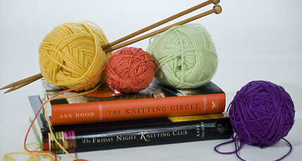 Windy Knitty: Chicago knitting club became a haven for teens