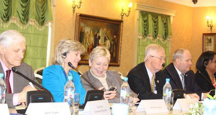 A glimpse of US-Russia goodwill, through citizen dialogue