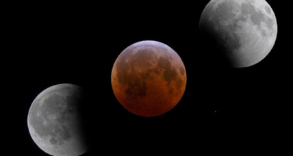 How to watch the Easter weekend Blood Moon (+video)