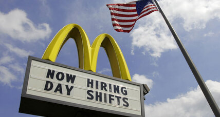 McDonald's wage hike comes with something more: paid time off (+video)