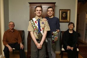 Boy scouts gay leaders