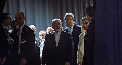 Iran talks: Awaiting history, reporters Twitter away the hours