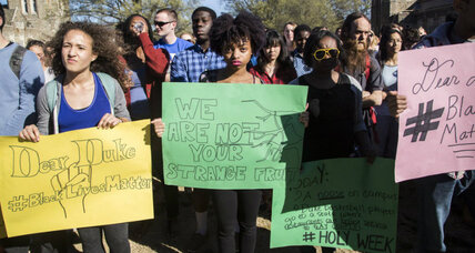 South Carolina student suspended for racial slur. Are millennials racist? (+video)