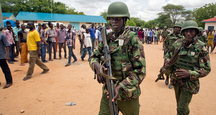 Kenya bombs Al Shabab targets amid outcry over response to Garissa attack