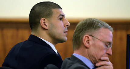 Aaron Hernandez murder trial: Defense argues friends may have done it