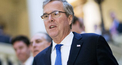 Is Jeb Bush Hispanic? Yes, according to 2009 voter-registration application. (+video)
