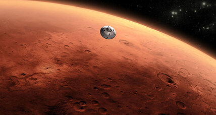 Humans orbiting Mars by 2033? It's possible, say experts.