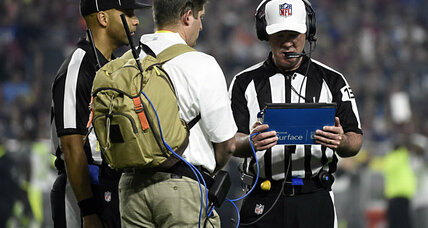 NFL to hire first female referee? Another glass ceiling broken? (+video)