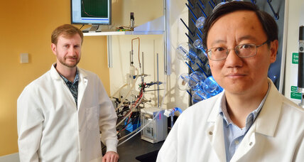 Hydrogen fuel breakthrough could pave the way for clean cars (+video)
