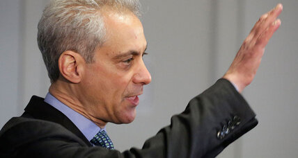 Chicago Mayor Rahm Emanuel wins runoff election