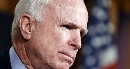 Sen. John McCain announces he will seek a sixth term in 2016
