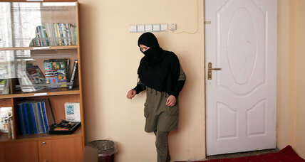 For Afghan women, violence remains entrenched despite gains (+video)