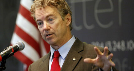Rand Paul is not Ron Paul, for better or worse