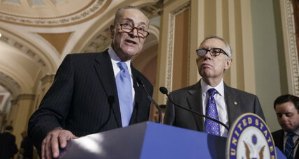 Will Democrats like Chuck Schumer help scuttle Obama's Iran deal?