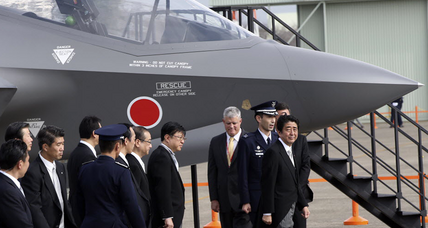 Poll: Americans divided on stronger Japanese military in Asia