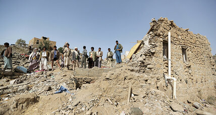 Warnings of humanitarian crisis as Yemen's civil war rolls on (+video)