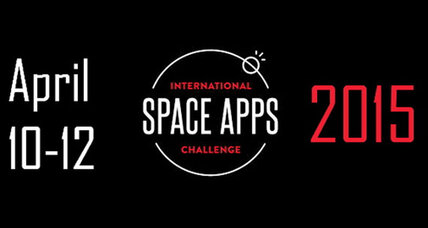 Two-day 'Space Apps' hackathon seeks solutions to global challenges