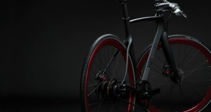 Vanhawks Valour smart bike can send out an SOS if it's stolen