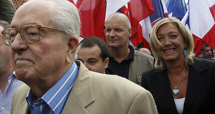 French far-right leader emerges stronger after facing down her father