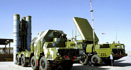 Russia to deliver S-300 missiles to Iran as sign of 'good will' over nuclear talks