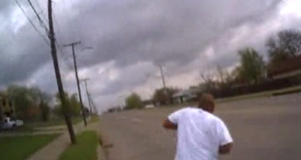 Volunteer cop in Oklahoma charged with manslaughter (+video)