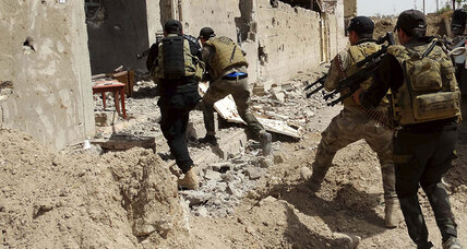Islamic State reverses some losses in Iraq amid US-led airstrikes