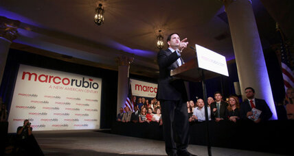 A Bush-Rubio ticket? Improbable but not impossible.