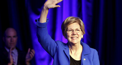 Elizabeth Warren may not be running, but she's in 2016 race anyway (+video)
