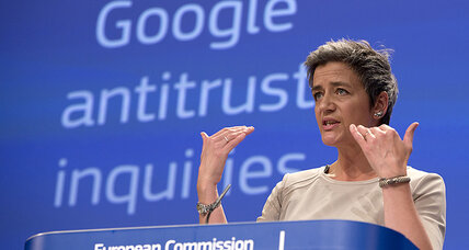 Why is Google in Europe's crosshairs? It's not just trustbusting.