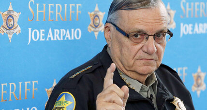 Phoenix sheriff loses bid to overturn racial profiling ruling (+video)