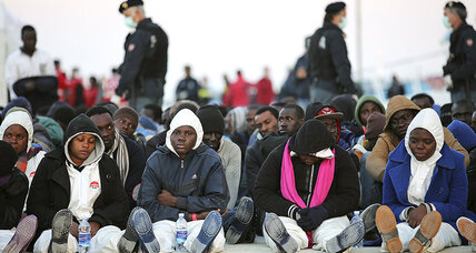 Europe dithers in face of unprecedented wave of migrants