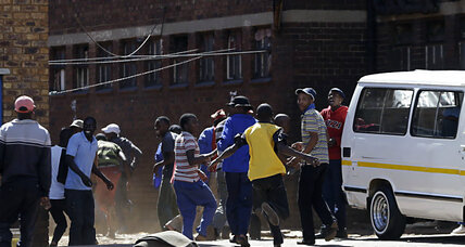 What's behind the anti-immigrant attacks in South Africa?
