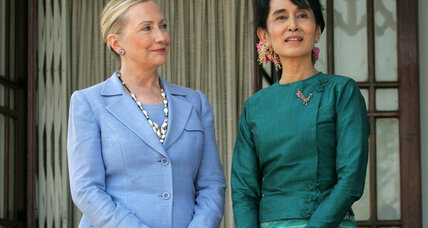 Myanmar hires DC lobbying group with ties to Obama and Hillary Clinton