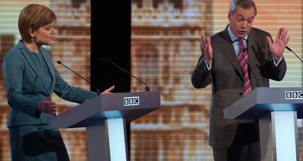 UK election: All eyes on Scotland, as Labour scrambles for votes