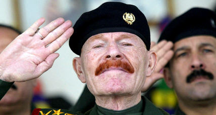 Most senior Baathist general to evade US in Iraq reported killed. Does it matter?