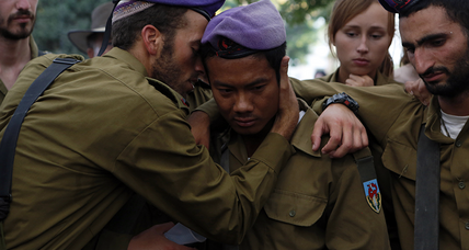 In Israel's army, more officers are now religious. What that means.