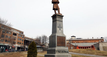 Civil War 'Silent Sentinels' remain quiet memorials to the common soldier