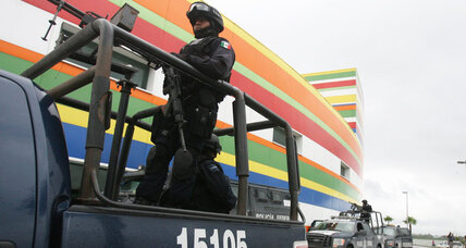 Gunfights and blockades break out in Mexican border city Reynosa