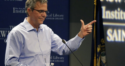 Jeb Bush: Is he 2016's Mitt Romney? (+video)