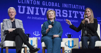 How foreign donations to Clinton Foundation add up to baggage for Hillary (+video)