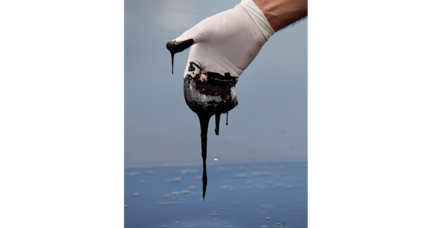 High-tech mesh separates oil from water, could help with oil spills