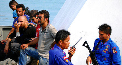 Boat people: A survey of how countries treat migrants