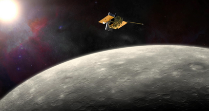 NASA probe prepares for final plunge into Mercury (+video)
