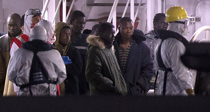 Deadly Mediterranean shipwreck spurs European U-turn on migrant crisis (+video)