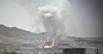 Saudi calls time on Yemen bombing campaign: Time for politics? (+video)